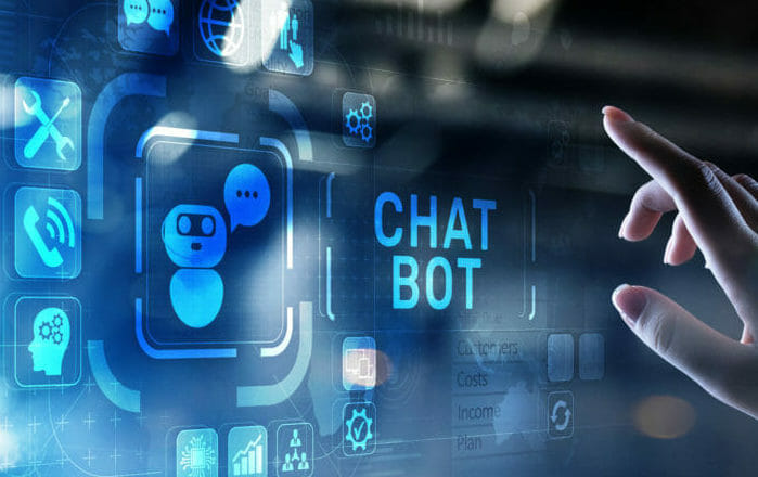 Image of chatbot
