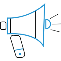Advertising icon for Digital Advertising Content