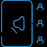 Social media icon for Social Media Marketing Content