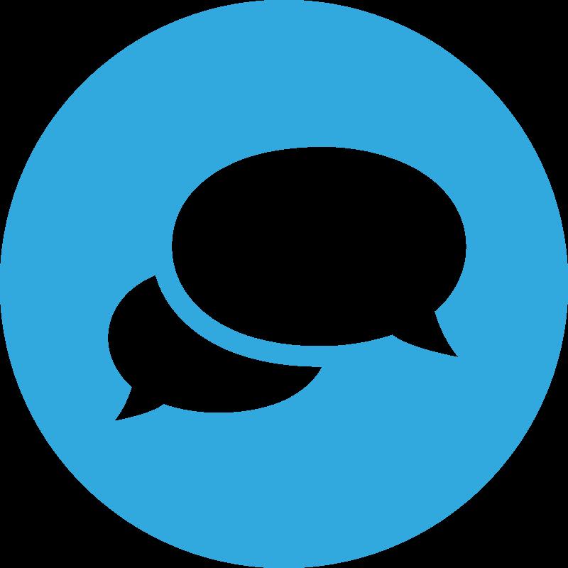 Social marketing icon